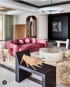 beautiful home interior Decoration Inspiration, Interior Design Inspiration, Decor Interior Design, Furniture Design, Design Ideas, Eclectic Design, Design Trends, Loft Interior, Interior Architecture
