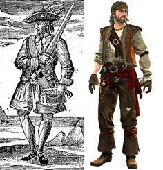 Jack Rackham  http://www.animasan.com.br/personagens-historicos-da-franquia-de-games-assassins-creed-parte-x-assassins-creed-iv-black-flag/