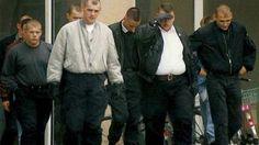 Böhnhardt, Wohlleben, Mundlos und weitere Neonazis beim Roeder-Prozess 1996