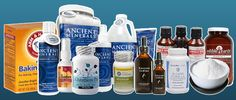 """Recommended products for Dr. Sircus's """"Natural Allopathic Medicine"""" Protocol Components. GREAT list of product recommendations in general!"""