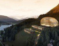 The stunning new Intercontinental Davos