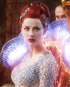 ♕ Amber as Mera in ❛Aquaman❜! 👸🌊🔱 Aquaman comes out in the UK TODAY! 😭😭👏 I'm going to see it in about an hour and… Aquaman 2018, Arte Dc Comics, Dc Movies, Marvel Vs, Marvel Comics, Marvel Films, Film Serie, Jason Momoa, Dc Heroes