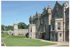 ABBOTSFORD, the home of SIR WALTER SCOTT, Melrose, Scotland