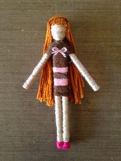 Sugarplum Village: Tiny Treasures: Best Friend Toothpick Dolls