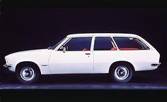 Opel Rekord Caravan - 1972