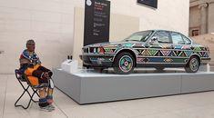 South Africa Art of a Nation – British Museum – Esther Mahlangu BMW Art Car British Museum, South Africa Art, Luxor Egypt, British Library, Future City, City Art, Metropolitan Museum, African Art, Art Cars