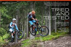 Tried&Tested: CUBE STEREO 160 C:62 Race 27.5   IMB Magazine issue 43-2016