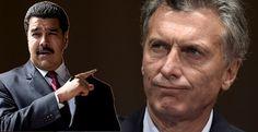 Presidente electo de Argentina, Mauricio Macri, pedira Venezuela sea suspendida de Mercosur