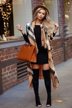 Plaid Long Vest, Vest, Women's Boutique, Online Shopping, Fashion, Style,  Modern Vintage Boutique