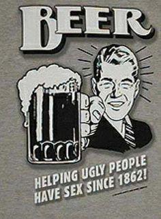 oohh beer
