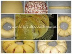 Ciambellona di Pan Brioche Salato con Speck e Mozzarella   http://www.latavolozzadeisapori.it/ricette/ciambellona-di-pan-brioche-salato-con-speck-e-mozzarella
