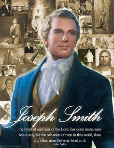Joseph Smith Tribute | Creative LDS Quotes