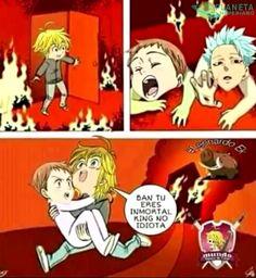 Otaku Anime, Anime Meme, Anime Chibi, Anime Naruto, Kawaii Anime, Manga Anime, Seven Deadly Sins Anime, 7 Deadly Sins, Seven Deady Sins