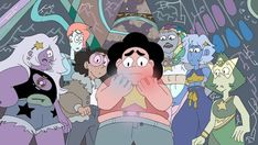 Change your mind in the pilot episode style! Steven Universe Pilot, Greg Universe, Universe Art, Star Vs The Forces Of Evil, Force Of Evil, Women's History, Modern History, Ancient History, Anime