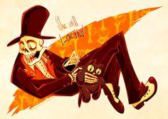 The house of madness invites you inside. — nostalgia-phantom —  It's Itward! Fran's faithful friend