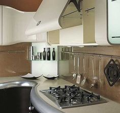 Modern Italian Kitchen Design 1