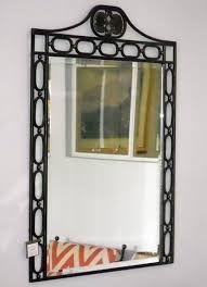 Resultado de imagen para wrought iron mirrors