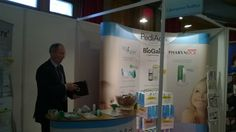 Notre stand aux JIRP !