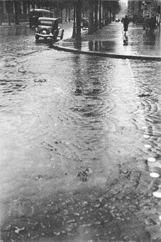 René-Jacques. Rue Rousselet, Paris 7e, 1935  Undr