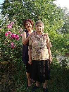 Trešnjar, sa tetkom, jul.