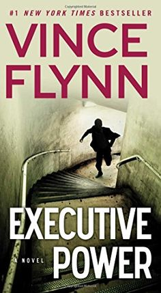 Executive Power (The Mitch Rapp Series) by Vince Flynn http://www.amazon.com/dp/143918965X/ref=cm_sw_r_pi_dp_yUJJvb190SC4Q