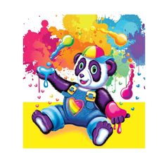 Me and my sister used to have folders, notebooks, and if course had to have the diary of Lisa frank prints. Can't believe time has gone by that fast.:)