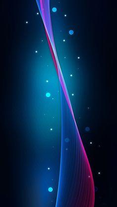 Estela vertical para fondo de pantalla | Ringtina