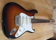 Fender Stratocaster XII 1980's Made in Japan