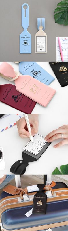 The classy and unique Luggage Tag you would instantly fall in love on your next upcoming travel!
