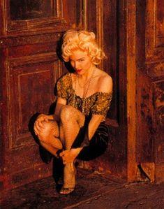 STYLE REWIND: Madonna for Vanity Fair, April 1991 by Steven Meisel