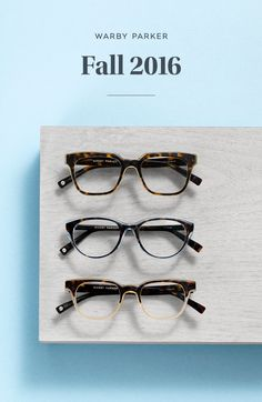 Feast your eyes on the newest of the new: our just-released eyeglasses. Get started with our free Home Try-On program and find your perfect pair today!