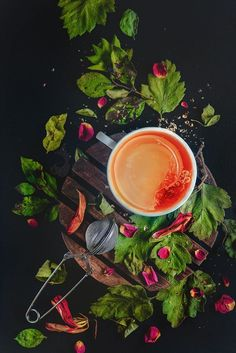 Stir clockwise by Dina Belenko on 500px
