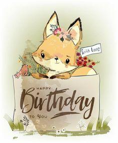 Happy Birthday Animals, Happy Birthday Wishes For A Friend, Happy Birthday Pictures, Birthday Wishes Quotes, Happy Birthday Sister, Happy Birthday Funny, Happy Birthday Messages, Happy Birthday Greetings, Cute Birthday Wishes