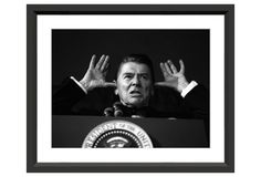 Len Stuart, Ronald Reagan