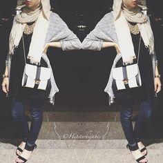 Photo: Via @hipsterhijabis. #refinery29 http://www.refinery29.com/hipster-hijabis-instagram#slide-7