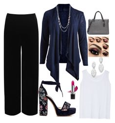 Now this is something nice for office wear Avon Fashion, Tumi, Eileen Fisher, Size Clothing, Plus Size Outfits, Shoe Bag, Hot, Polyvore, Stuff To Buy