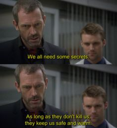 House md  Secrets