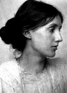 Virginia Woolf (1882-1941), a central figure in the Bloomsbury Group of intellectuals who's books included To the Lighthouse, Orlando and A Room  of One's Own, with it's famous dictum, 'A woman must have money and a room of her own if she is to write fiction.'