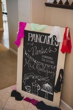 Gilroy Bridal Shower Photography Pancakes and Panties Gilroy Photography Gilroy Bridal Sho Bridal Lingerie Shower, My Bridal Shower, Bridal Shower Games, Bridal Showers, Lingerie Shower Decorations, Lingerie Shower Games, Lingere Party, Panty Party, Wedding Dresses Games
