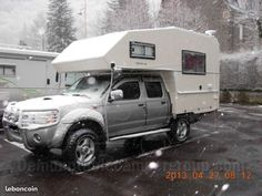 Demountable campers for sale - Page 555 Pickup Camper, Truck Camper, Camper Van, Rion, Campers For Sale, Truck Accessories, Recreational Vehicles, 4x4, Rv Camping