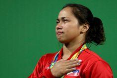 MANILA – Rio Olympics silver medalist Hidilyn Diaz was in complete disbelief…