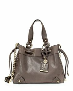 Dylan Leather Mini Daydreamer from Juicy Couture. Shop more products from Juicy Couture on Wanelo. Juicy Couture Baby, Trendy Summer Outfits, Michael Kors Hamilton, Shoulder Strap, Personal Style, Purses, Shoe Bag, Mini, Leather