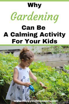 garden ideas | garden projects | gardening | gardening for kids | stress relief activities