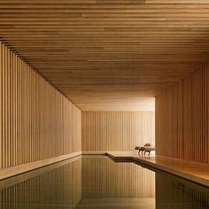 """Kensington, London, England designed by David Chipperfield Architects #davidchipperfieldarchitects #inandoutdecor"""