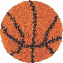 basketball bedroom rug