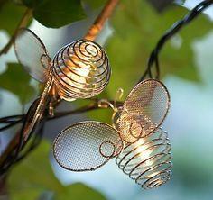 Bee lights ~ so cute