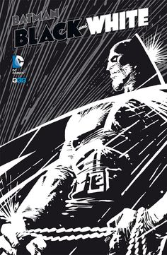 CÓMIC: Batman: Black and White vol. 02, de VVAA (ECC, 2016) http://athnecdotario.com/2016/06/18/comic-batman-black-and-white-vol-02-de-vvaa-ecc-2016/