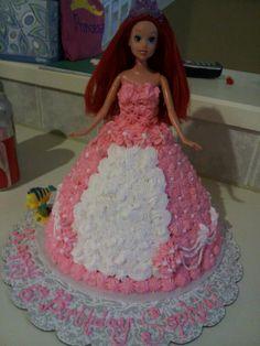 Ariel/Princess cake
