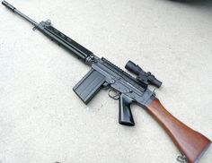 Brilliant Rifle