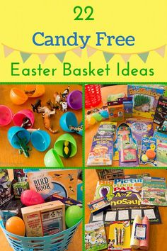 15 non candy practical easter basket ideas for kids basket ideas 22 candy free easter basket ideas fill your childs easter basket with negle Gallery